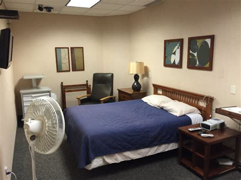 the sleep room my in lab sleep study experience