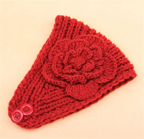 crochet headbands for your crochet and knit wholesale crochet headband s knit hair band flower