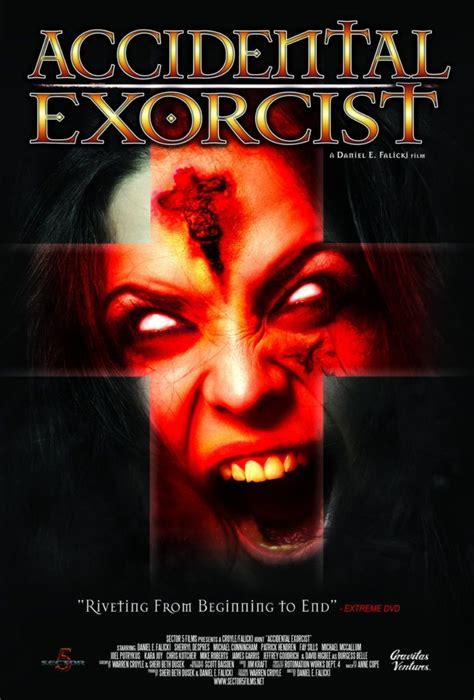 the exorcist film script accidental exorcist is a 2016 american supernatural horror