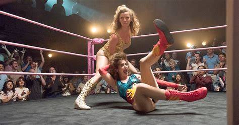 how glow recreates the golden age of tv