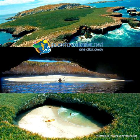 marieta islands hidden beach the marietas islands the mexican galapagos