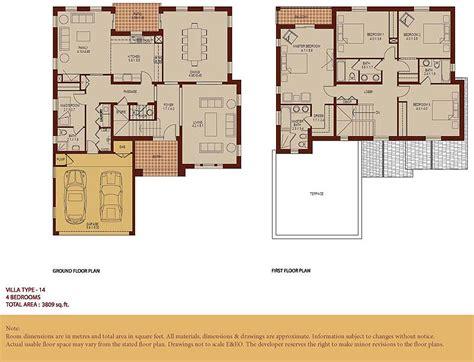 plans com mirage real estate arabian ranches gt mirador la