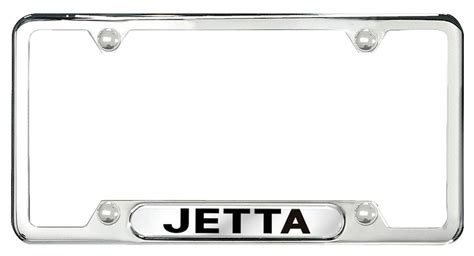 2014 volkswagen sportwagen license plate frame jetta