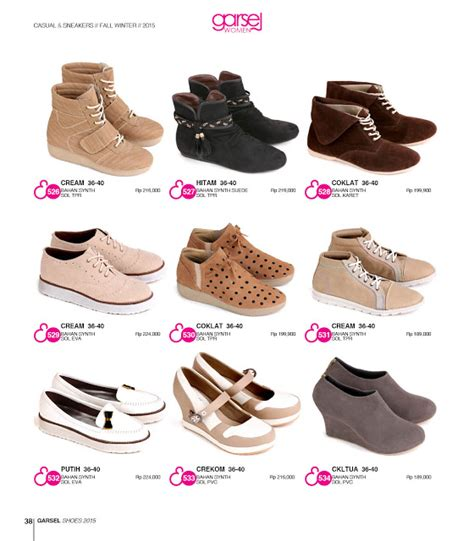 Sepatu Sandal Flat Wanita Cewek Trendy Terbaru Murah Sh 6132 trend sepatuwanita gambar sepatu terkini images