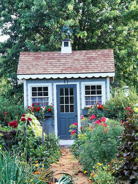 Gartenhaus Ideen