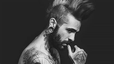 30 awesome mohawk hairstyles for men the trend spotter