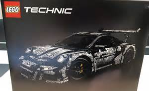 Lego Porsche 911 Lego Unveils The Stunning 42056 Technic Porsche 911 Gt3 Rs