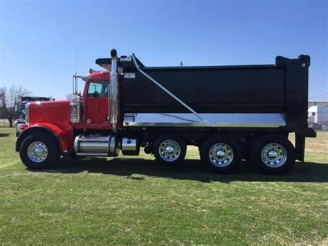 new peterbilt trucks peterbilt 388 dump trucks for sale used trucks on
