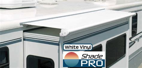 trailer slide out awnings rv awning replacement fabrics free shipping shadepro inc