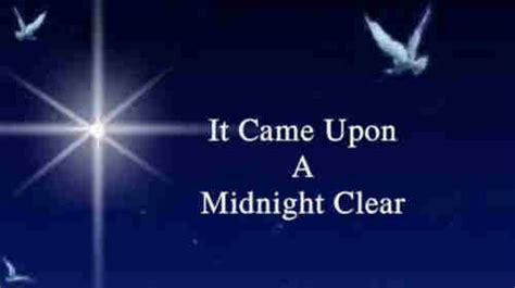 It Came With Upon Midnight Clear By Suzanne Brockman the golden hymn book 1903 ehymnbook