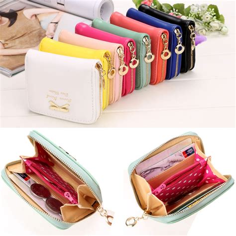 Dompet Wanita Keyla Mini Wallet new small wallet for slim mini child money cah bag wallet credit card holder change