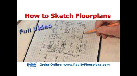 how to floor plan realty floorplans how to sketch a floor plan version