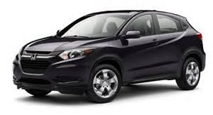 All New 2016 Honda Hrv