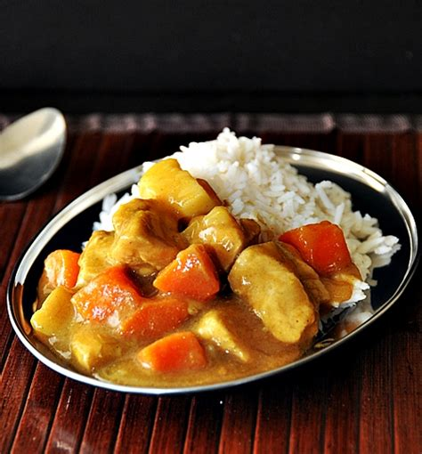 vegetables japanese curry my days japanese chicken vegetable curry fuss