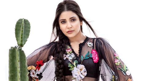 Sharma Dress anushka sharma stylish in black dress wallpapers hd