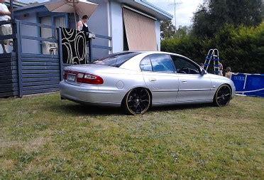 2001 Holden vx calais   kentyls1   Shannons Club