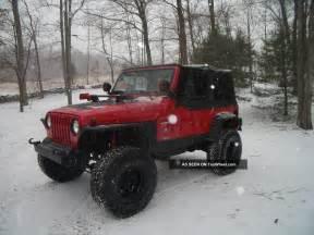 1998 jeep wrangler tj lifted