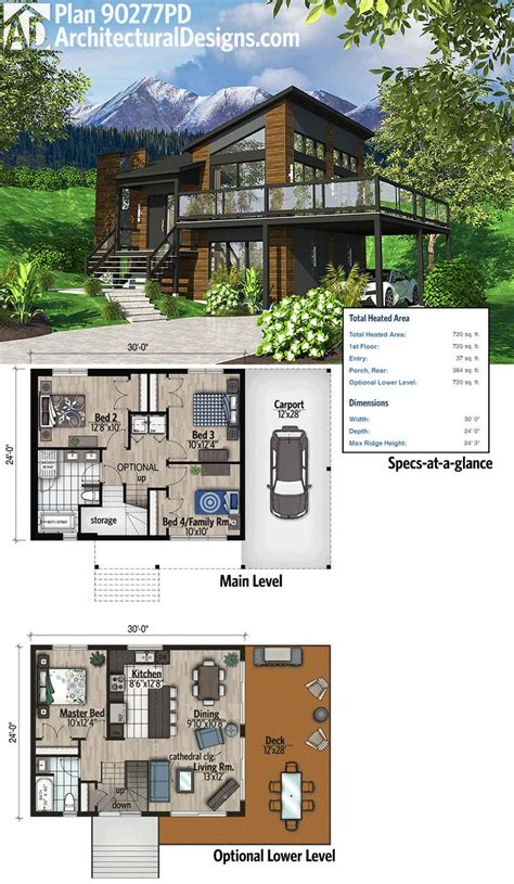 contemporary house floor plans best 25 modern house plans ideas on modern