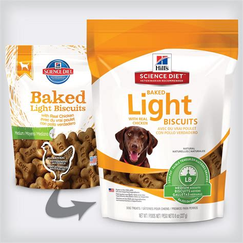science diet baked light biscuits small hill s science diet baked light biscuits with real chicken
