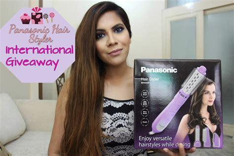 Free Hair Giveaway - international giveaway panasonic hair styler