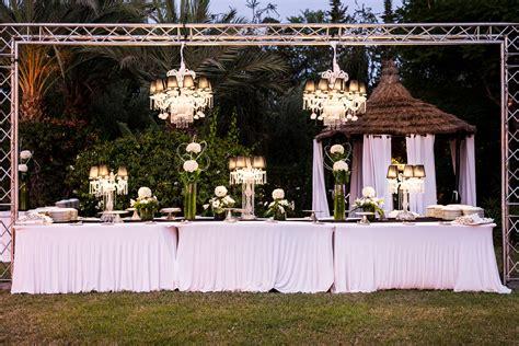 Lumiere Concept Wedding Planner by Location Materiel Evenementiel Marrakech Maroc Sensations