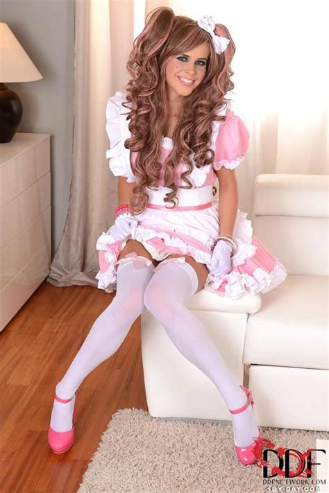 dainty sissy it started out as a punishment but over the years it