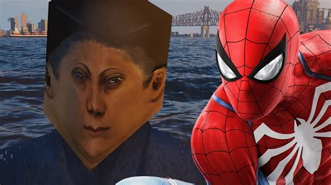 the boat people the boat people in spider man ps4 are the stuff of