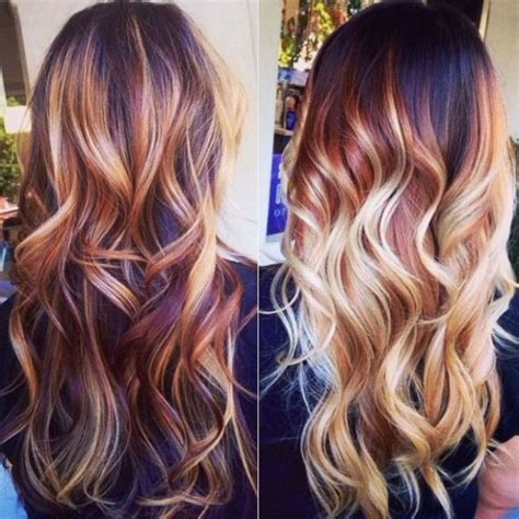 haircolor styles withn burgundy accents best 25 burgundy hair highlights ideas on pinterest