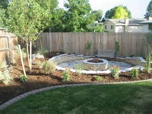sunken backyard pit triyae sunken backyard pit various design