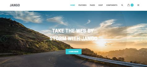 themeforest jango top 35 all time most popular html 5 website templates on