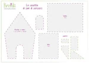 mini gingerbread house template gingerbread house template craft ideas