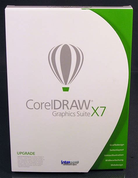 corel draw x4 upgrade x7 corel draw graphics suite x7 upgrade box cd handbuch 5