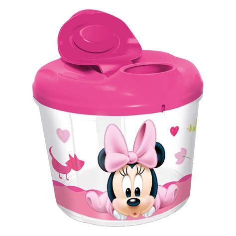 Disney Milk Powder Container disney minnie baby milk powder dispenser