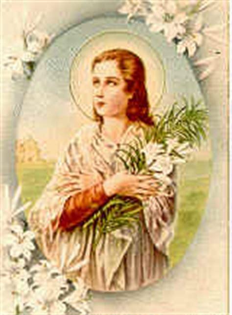 imagenes de la virgen maria goretti santos y vida santa mar 237 a goretti virgen y m 225 rtir