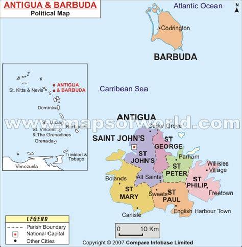 map of antigua and barbuda antigua and barbuda map and antigua and barbuda satellite
