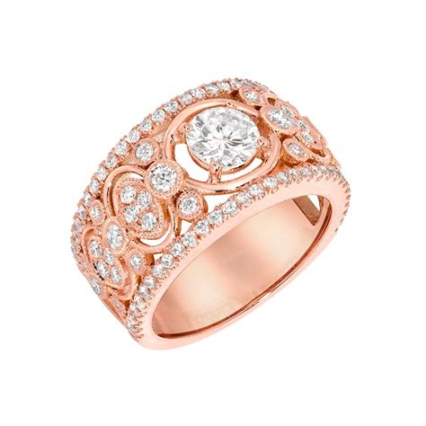 rose gold rose gold the blushing gold for your engagement ring
