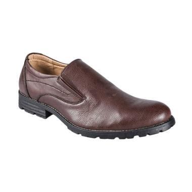 Daftar Sepatu Bata Cowok jual bata dina 8514049 sepatu pria brown harga