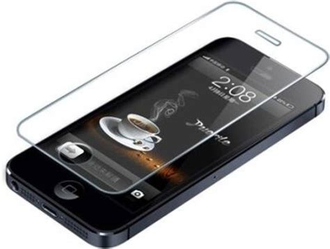 cellbazaar tempered glass guard  apple iphone