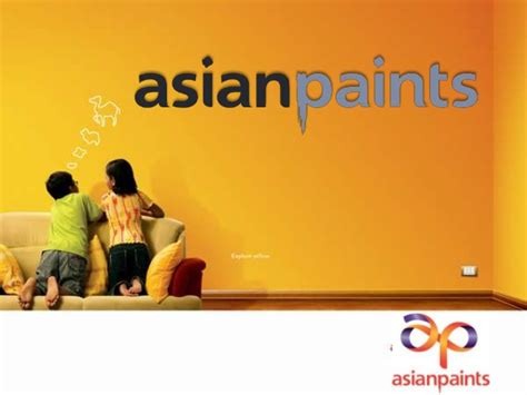 In Asian Paints For Mba Marketing by Asian Paints