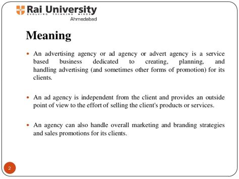 bureau d馭inition what is an advertising agency types of agency basics