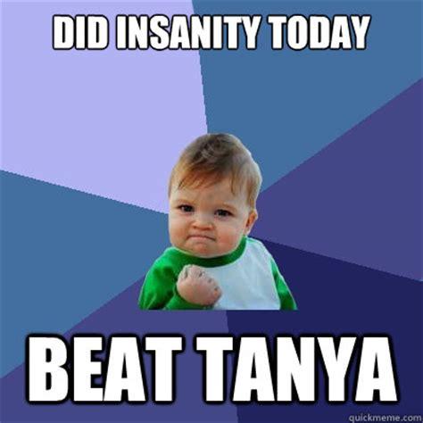 Insanity Workout Meme - shaun t insanity memes memes
