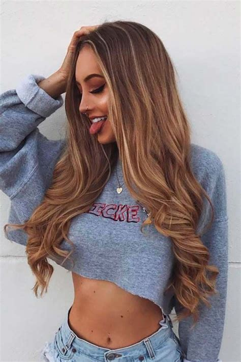 what color low lights look good with white grey hair 25 best ideas about light brown hair on pinterest light