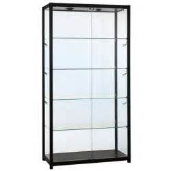 Glass Display Cabinets With Led Lights 17 Best Ideas About Glass Display Cabinets On