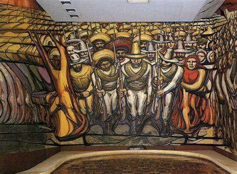 murales de david alfaro siqueiros the revolution mural david alfaro siqueiros wikiart