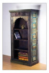 jodhpur furniture reclaimed upcycled bookcase