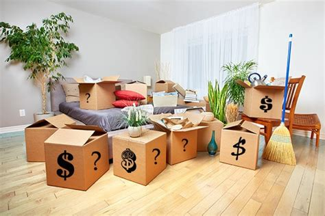 how much do movers cost for a 1 bedroom apartment how much does it cost to pack up a house for moving