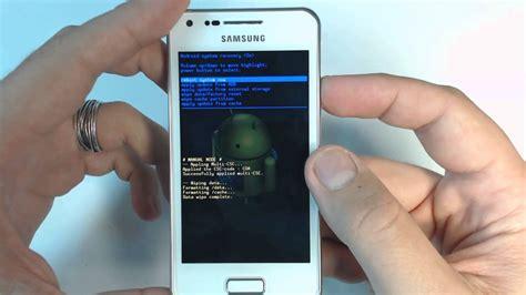 hard reset samsung i9070 samsung galaxy s advance i9070 how to remove pattern