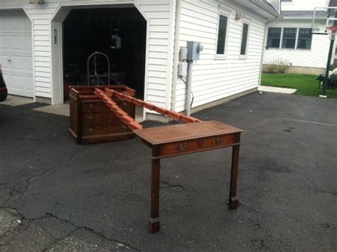 watertown slide table my antique furniture collection