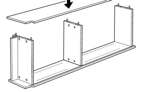 montaggio mobili ikea il montaggio di un mobile pi 249 facile di quanto si pensi