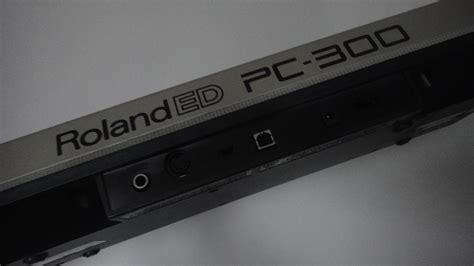 Keyboard Roland Usb roland pc 300 usb image 1011455 audiofanzine